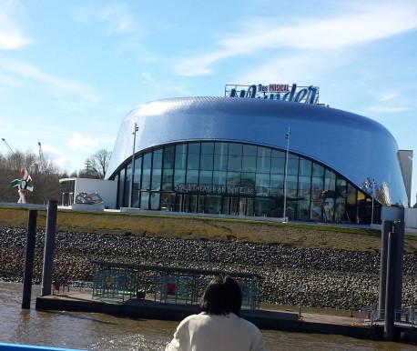 Theater an der Elbe Wunder v Bern 1